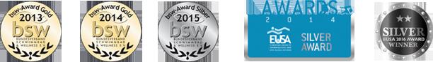 Rehe Schwimmbadbau Awards